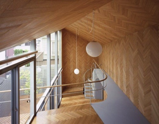 А-ля натюрель: материалы в интерьере и архитектуре. Изображение № 93.