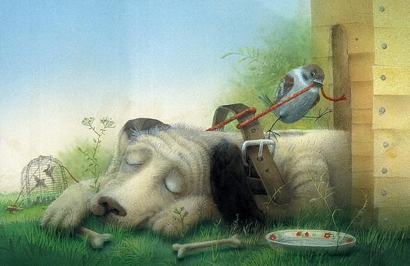 Художник - иллюстратор Гукова Юлия. Изображение № 11.