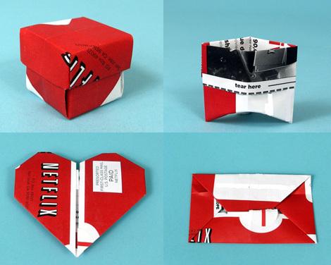 Оригами отNetFlix. Изображение № 2.