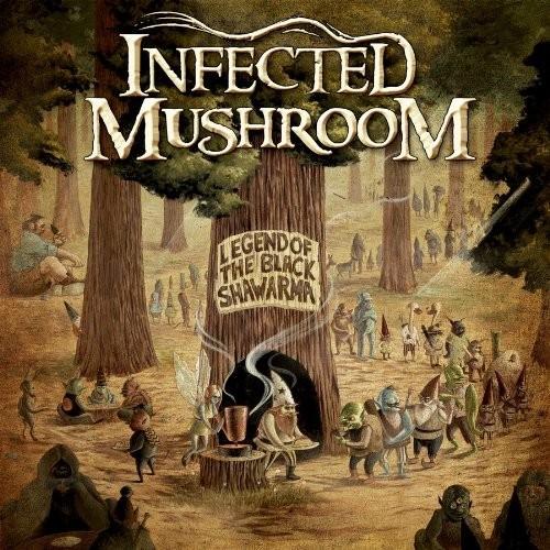 Infected Musroom иЛюбэ – нужно слушать полюбэ. Изображение № 1.
