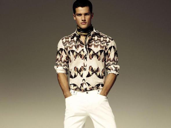 Мужские рекламные кампании: Zara, H&M, Bally и другие. Изображение № 38.