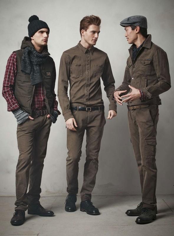 Лукбук: Dolce & Gabbana FW 2011 Men's. Изображение № 20.
