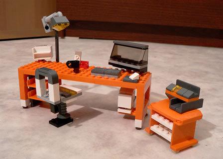 48 креативных LEGO творений. Изображение № 44.