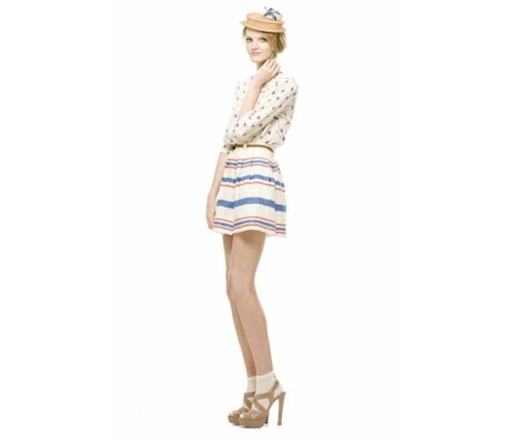 Женские лукбуки: Lauren Moffatt, Zara TRF и Urban Outfitters. Изображение № 11.