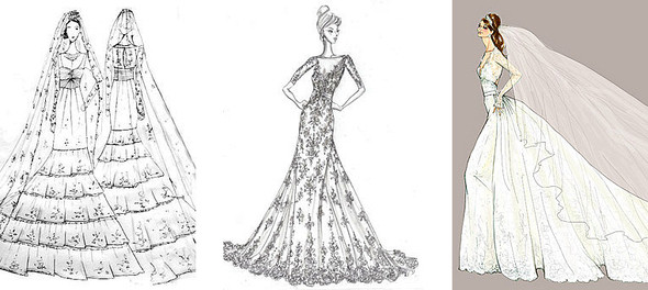 Alice Temperley    Priscilla of Boston   Watters Brides. Изображение № 25.