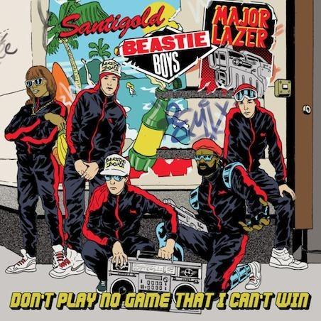 Beastie Boys выпускают EP с ремиксами. Изображение № 1.