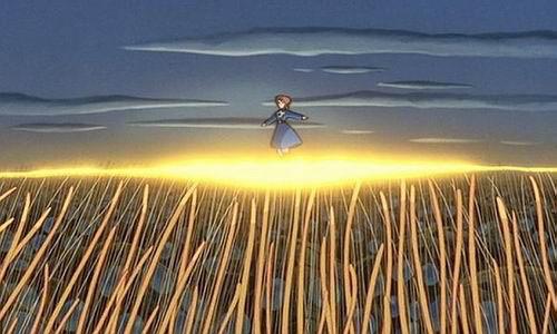 Добрый волшебник, Хаяо Миядзаки. Изображение № 11.