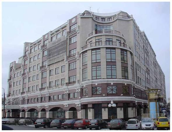 Изгадили город: 5 самых уродливых строений Москвы. Изображение № 1.