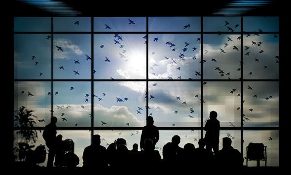 Томас Гаук. Пейзажи на перекрестке времен. Изображение № 17.