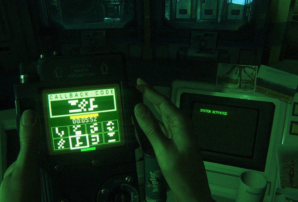 «Представь, что ты большой желтый круг!»:  Пятеро человек играют в Alien: Isolation. Изображение № 11.