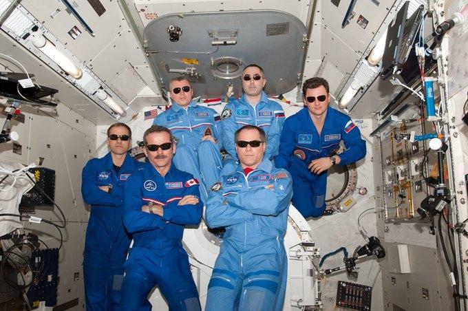 NASA разрабатывает умные очки для астронавтов. Изображение № 1.