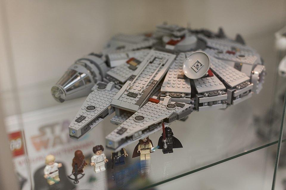 Как выглядит первый музей LEGO в Санкт-Петербурге. Изображение № 9.
