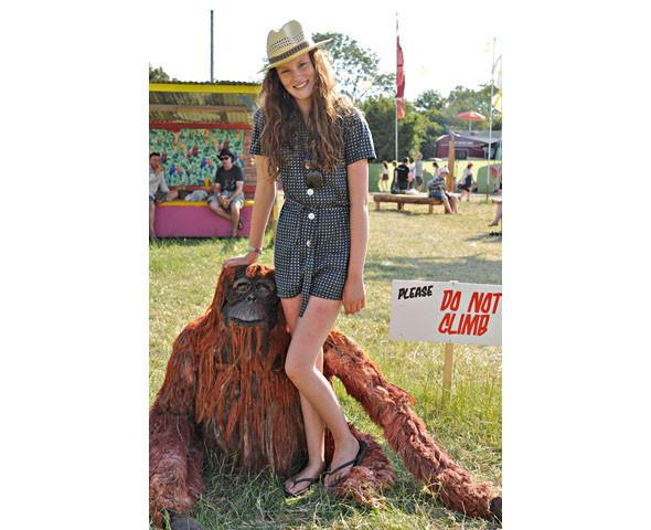 Люди на фестивале Glastonbury. Изображение № 22.