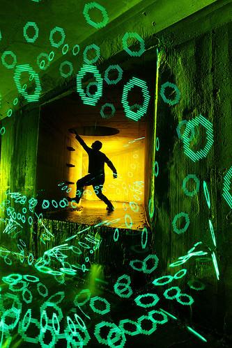 Да будет свет: 7 мастеров по световым граффити. Изображение № 38.