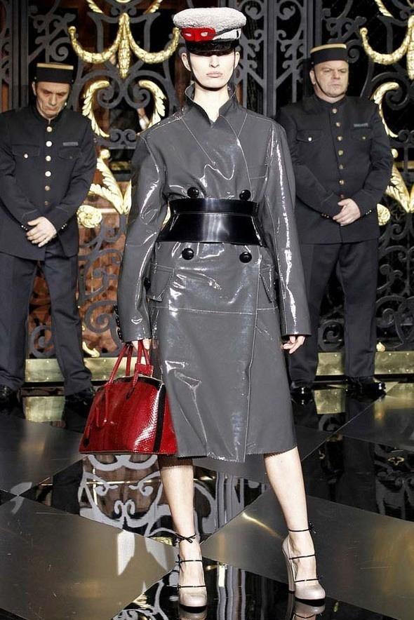 Изображение 64. Louis Vuitton Fall 2011.. Изображение № 64.