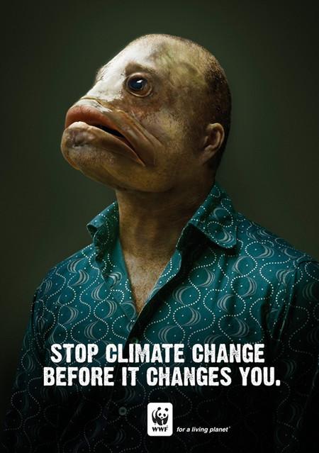 Социальная рекламная кампания фонда дикой природы WWF. Изображение № 2.