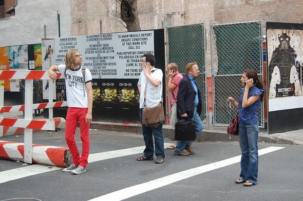 Люди Нью-Йорка. Изображение № 5.