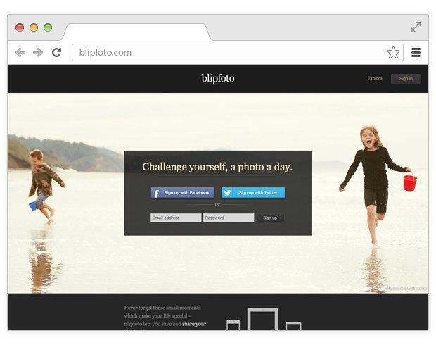 8 сервисов  для фотографий  в интернете. Изображение № 7.
