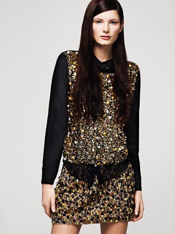 Лукбуки: H&M, Free People, Mango и Zara. Изображение № 10.
