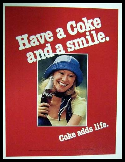 Изображение 95. Coca-cola – История бренда, история рекламы.. Изображение № 95.