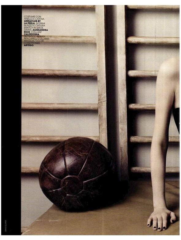 Съемки: Vogue, Numero, Tush и другие. Изображение №40.