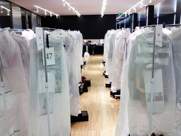 Бэкстейдж Dolce&Gabbana. Изображение № 12.