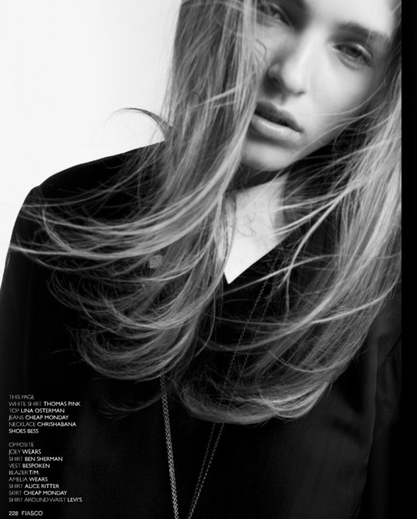 Интервью модели: Катя Константинова @ Al Model Management. Изображение № 7.