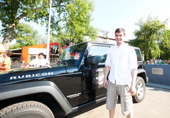 Jeep – генеральный cпонсор экстремальных Игр Adrenalin Games – 2012. Изображение № 2.