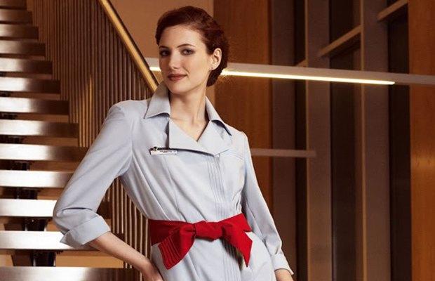 С иголочки:  11 дизайнерских униформ. Изображение № 5.