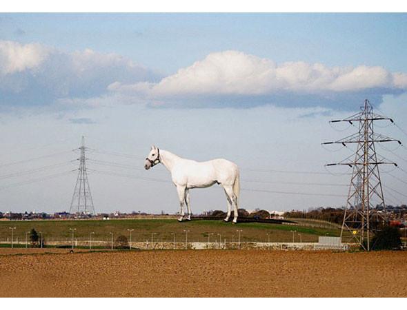 Гигантомания: 20 огромных скульптур современных художников. Изображение № 16.