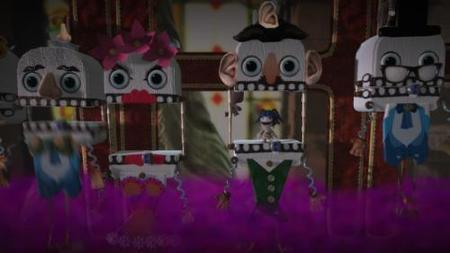 LittleBigPlanet – свободный ибезумный PS3-эксклюзив. Изображение № 1.