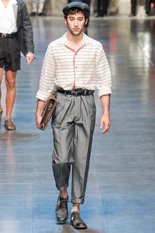 Неделя мужской моды в Милане: День 1. Изображение № 15.