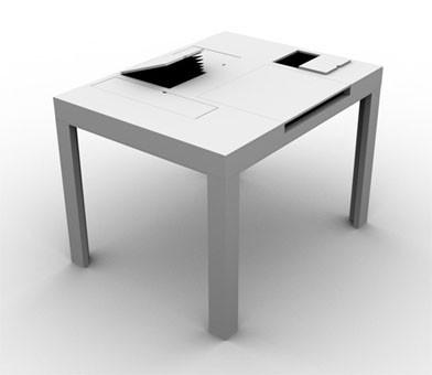 «Стол – трансформер». Изображение № 3.