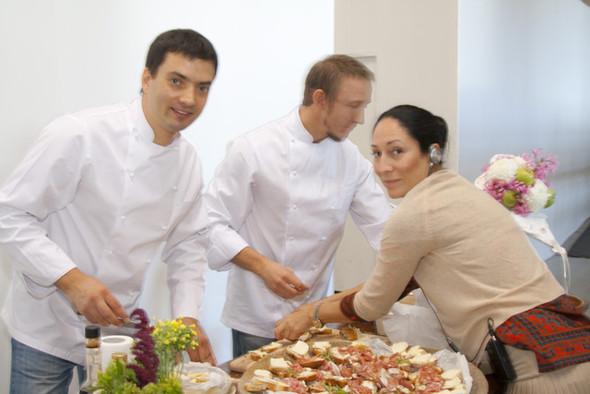 Фотоотчет о семинаре Лидевью Эделькорт в Киеве. Изображение № 17.