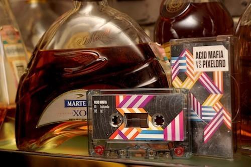 Релиз ACID MAFIA Vs Pixelord на аудиокассетах. Изображение № 4.