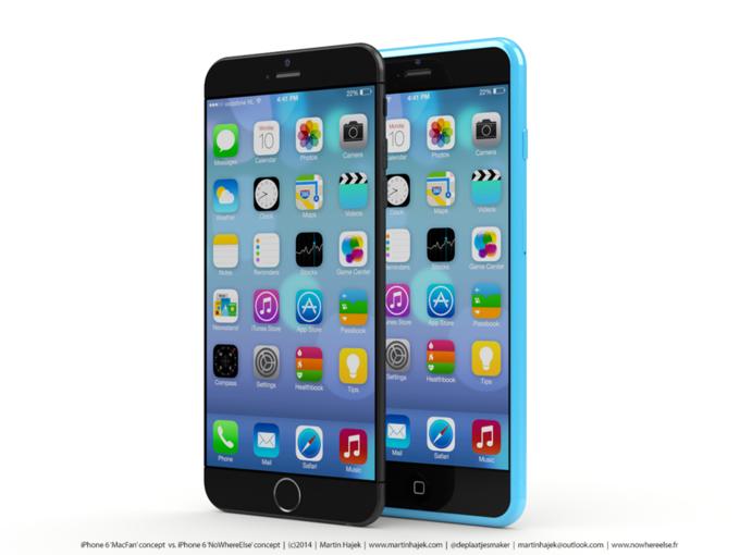 Дизайнер создал концепты iPhone 6s и 6c на основе «слива» из японского журнала. Изображение № 8.