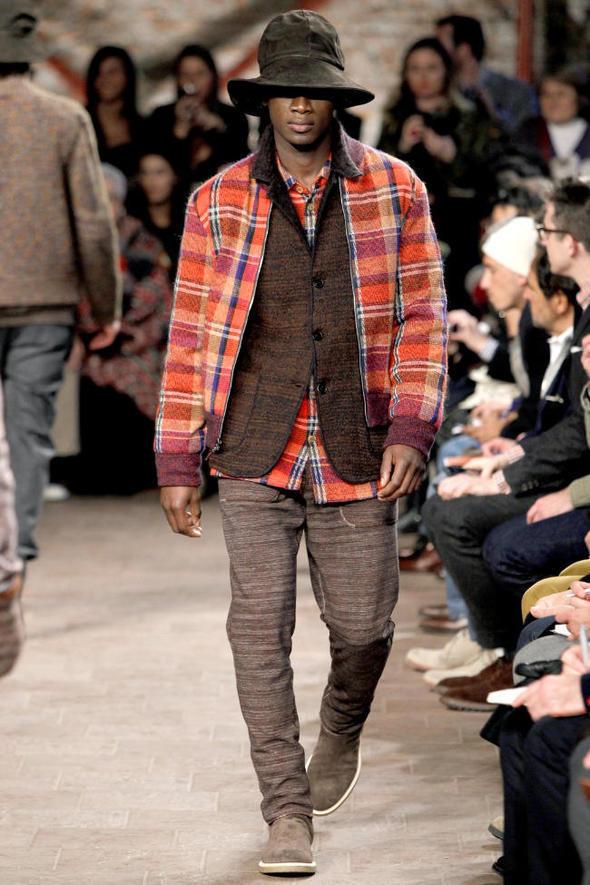 Изображение 75. Milan Fashion Week. Часть 1.. Изображение № 91.