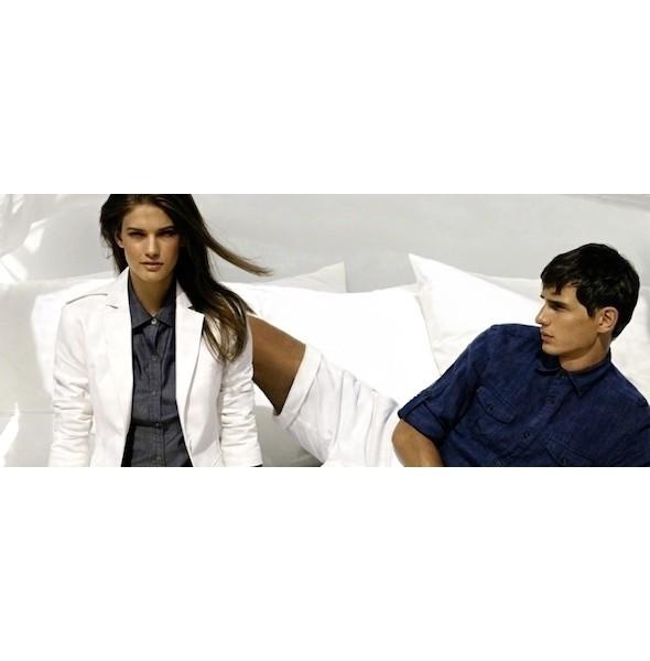 Изображение 14. Рекламные кампании: Calvin Klein White Label, Enrico Coveri и Kenzo.. Изображение № 14.