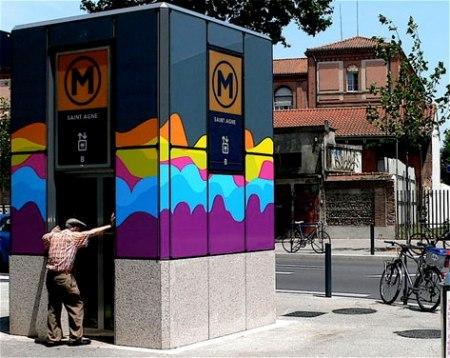 Разноцветное метро. Изображение № 2.