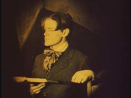 «Кабинет доктора Калигари»Роберт Вине. триллер, 1919. Изображение № 2.