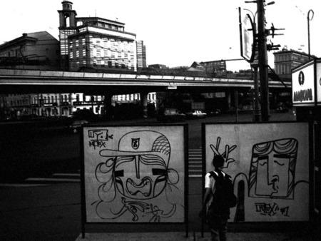 Изображение 4. Уличное искусство вРоссии.. Изображение № 9.