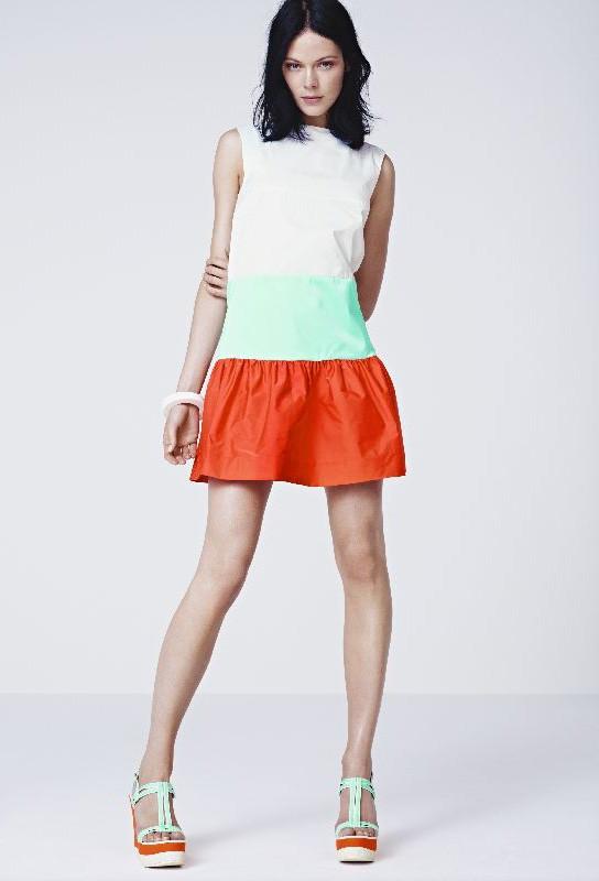Превью лукбука: H&M Spring 2012. Изображение № 9.