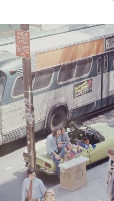 Хиппи-рынок в 70-е. Изображение № 12.