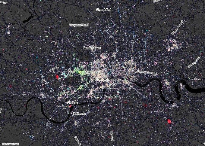 Лондон: фото via fastcodesign. Изображение № 6.