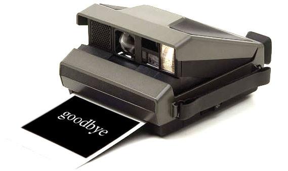 Polaroid – оживление Франкенштейна илиПтица Феникс?. Изображение № 1.
