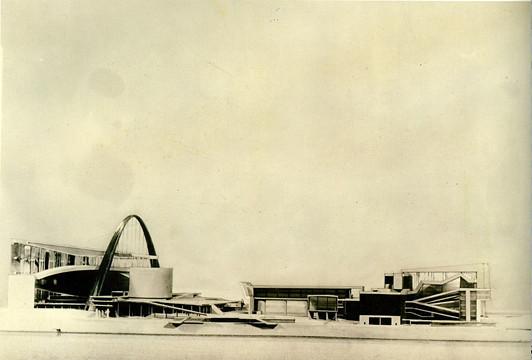 Арт-альбомы недели: 10 книг об утопической архитектуре. Изображение № 45.