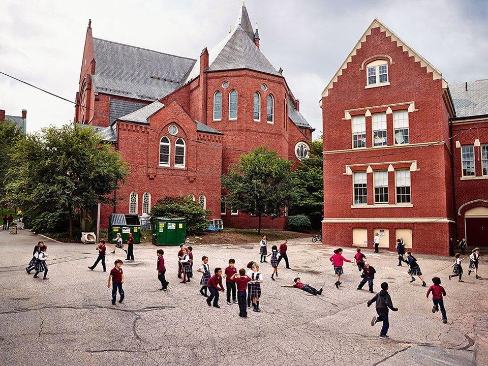 Фото: как выглядят детские площадки вразных странах мира . Изображение № 35.