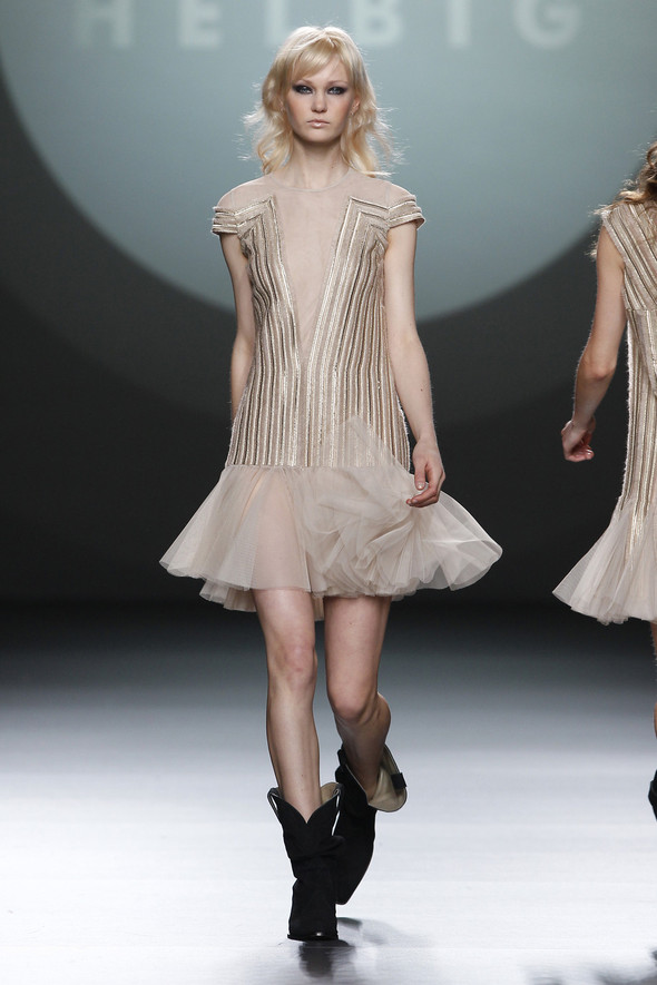 Madrid Fashion Week A/W 2012: Teresa Helbig. Изображение № 19.