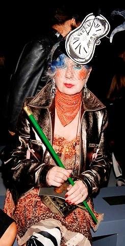 Анна Пьяджи. Модный гардероб. Изображение № 34.