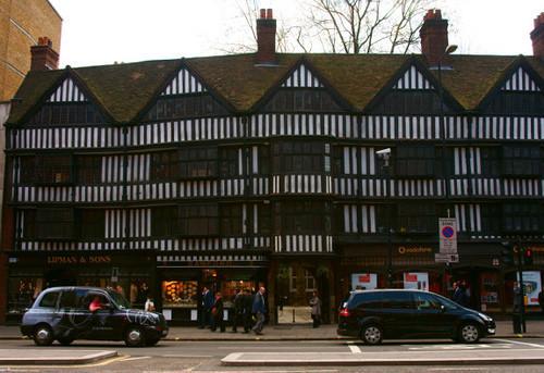 Ориентируемся в английской и лондонской архитектуре. Изображение № 1.